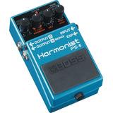 Pedal Boss Ps-6: Harmonist