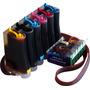 Sistema Tinta Continua Dye P/epson R270 R290 T50 Tx720 Tx730