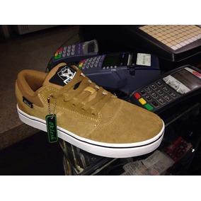 Zapatos Skatek Oklesh Marron