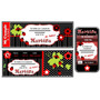 Kit Imprimible Vaquita San Antonio: Invitaciones, Candy,deco