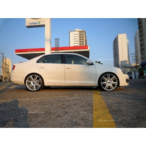 Rodas Krmai Audi S8 Aro 17 +pneus Golf Jetta Bora Cruze Gol