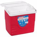 Caixa Térmica 15 Litros Cooler Com Alça Polietileno Coleman