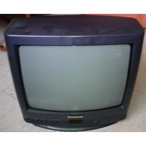 Television De 14 Pulgadas Panasonic Funcionando Al 100%