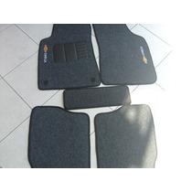 Tapete Omega Todos Carpete Bordado 93 Ate 98 Com 5 Peças