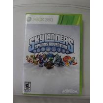 Jogo Xbox 360 Skylanders Spyros Adventure(só O Jogo)