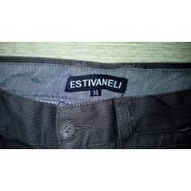 Pantalon Estivaneli Caballero Casual