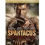 Spartacus - Tercera Temporada - 4 Dvds - Original - Nuevo