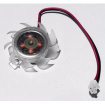 Ventilador Para Tarjeta De Video 12 Volts Diametro 36 Mm