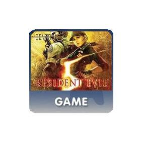 Resident Evil 5 V Gold Edition Ps3 Playstation 3 Psn