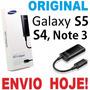 Adaptador Mhl Hdmi Samsung Galaxy S5 S3 Note 2 3 4 K J Mega