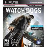 Watch Dogs Ps3 Digital Gcp