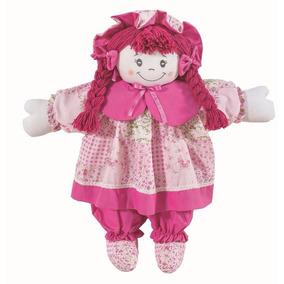 Boneca De Pano Gigante Pink