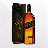 Johnnie Walker Etiqueta Negra 12 Años Whisky Escoces 750cc.