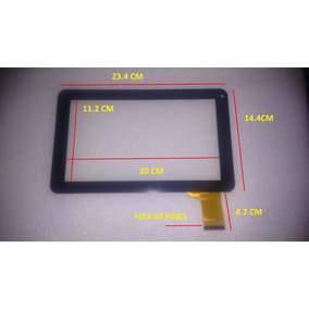 Touch Tablet 9 Styloz Play Tab Iview Flex Wf-358-090f-2 Fpc