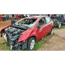 Sentra 2009 Accidentado X Partes O Completo
