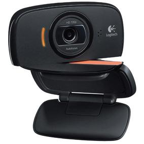 Webcam C525 Hd Logitech Camara Web C/ Microfono