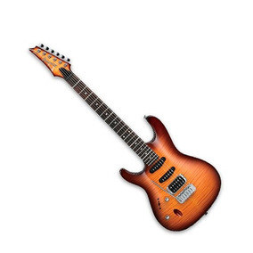 Guitarra Eléctrica Ibañez Sa Zurda Sombra Sa160fml Bbt