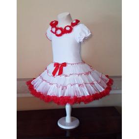 Vestido Importado Nena Bautismo Fiesta 4-6 Años Usa