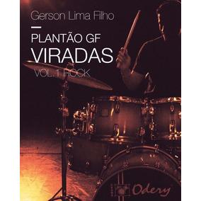 Dvd Plantão Gf Viradas Vol. 01 Rock (gerson Lima Filho)