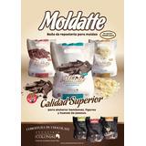 Baño De Repostería Moldatte- Chocolate Colonial X Mayor