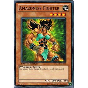 Amazoness Fighter - Gld3-en005