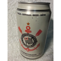 Lata Cerveja Cheia Ano 1996: Golden Lion Time Do Corinthians