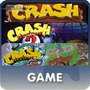 Crash Bandicoot 1, 2 E 3 Pack Ps1 Classics Para Ps3