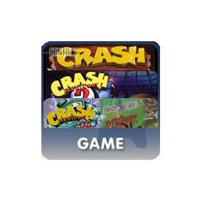 Crash Bandicoot 1, 2 E 3 Pack Ps1 Classics Para Ps3 Psn