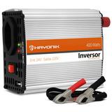 Inversor 400w 24v 220v Transformador Conversor Veicular Usb