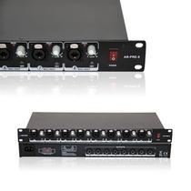 Arcano Pre-amp 8 Canais Phantom Power Ar-pre-8 Alta Qualidad