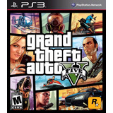 Gta 5 Grand Theft Auto 5 Ps3 Digital