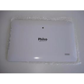 Capa Traseira Tablet Philco 10.1a-b111a4.0 Branca - Nova