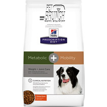 Hill´s Metabolic + Mobility 10kg Pet Brunch