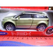 Welly Nex 1/43 Range Rover Evoque Impecable !!!
