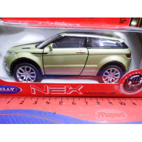 Welly Nex 1/43 Range Rover Evoque Impecable !!!