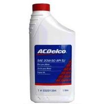 Óleo Do Motor - Acdelco - Sae 20 W/50 Api Sj - 93291384