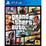 Grand Theft Auto V - Playstation 4