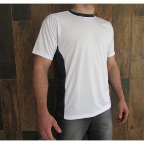 Camiseta Dry Fit Recorte Lateral Tamanho Grande - Malha Fria
