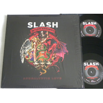 Slash Apocalyptic Love 2 Lp Guns N Roses Velvet Revolver