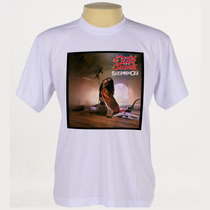 Camiseta Rock - Ozzy Osbourne, Black Sabbath, Guns N Roses