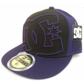 Gorra Dc New Era 59fifty Kids Talla 6 3/8