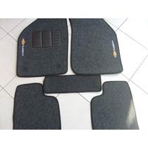 Tapete Kadett Todos Carpete Bordado Personalizado Com 5 Peça