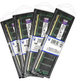 Memória Kingston 2gb Ddr2 800mhz Pc2-6400 Roda 667mhz P/ Pc