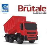 Caminhão Infantil Brutale Caçamba Basculante Roma Brinquedos