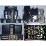 Amplificador Valvular Audio Nirvana 6v6 Ultralinear