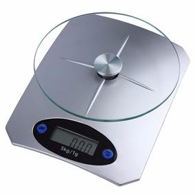 Balança Digital De Cozinha Dieta 1g Até 5kg - Frete Grátis