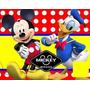 Kit Imprimible Para Tu Fiesta De Mickey Mouse Y Donald