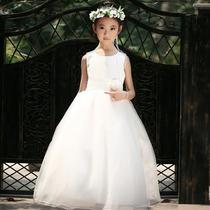 Vestido Infantil Festa Princesa Daminha Florista Comunhão