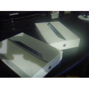 Cajas Mini Ipad De 16gb, 32gb Y 64gb Negras Y Blancas