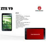 Tablet Zte V9 3g Andrd 2.2 Wifi Gps Não Whatsapp- De Vitrine